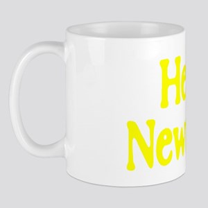 new_hello_newman_for_dark Mug