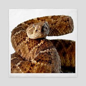 Rattlesnake Queen Duvet