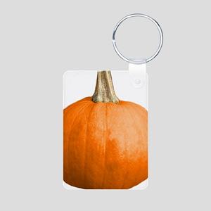 pumpkin Aluminum Photo Keychain