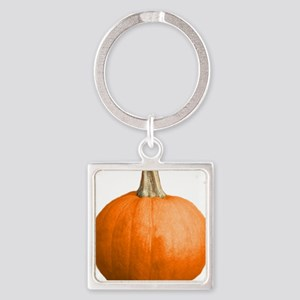 pumpkin Square Keychain
