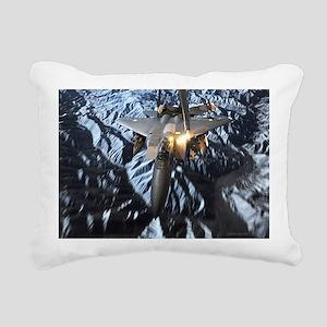 AB83 C-MNpst Rectangular Canvas Pillow