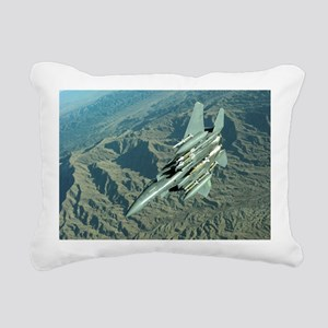 AB82 C-MNpst Rectangular Canvas Pillow