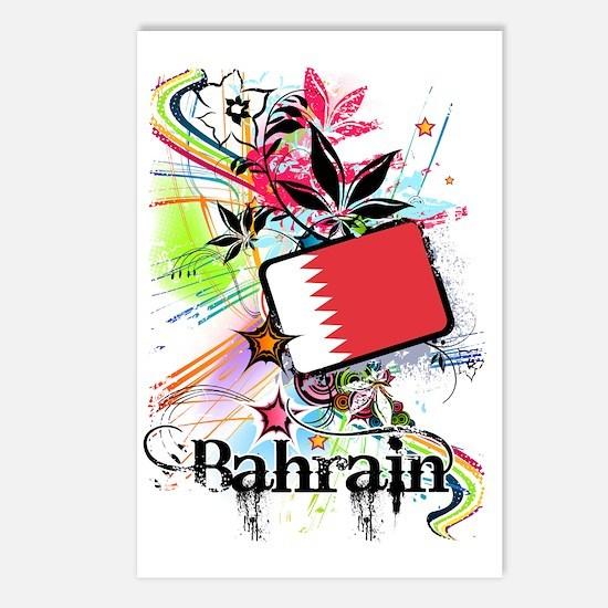 flowerBahrain1 Postcards (Package of 8)