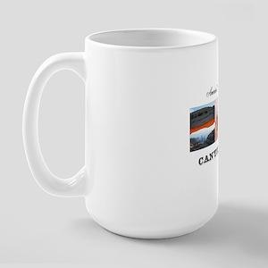 canyonlands Large Mug