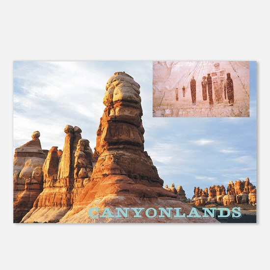 canyonlands1 Postcards (Package of 8)