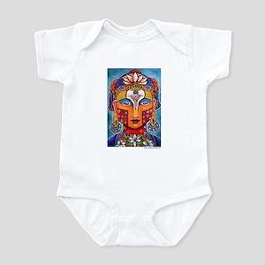 Kelli Bickman original 'Christ-Buddha'  Infant Bod