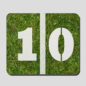 10th bday Pillow Mousepad