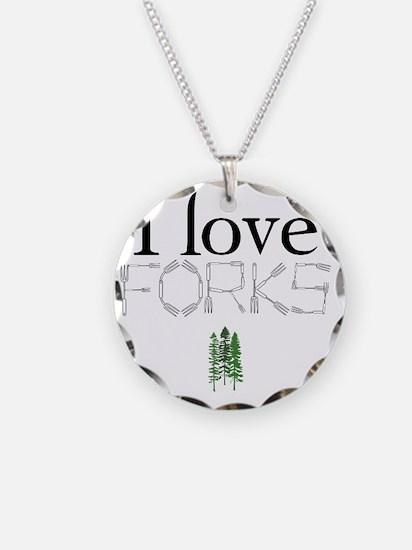 love forks 2 Necklace