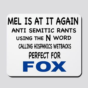 Mel Fox Mousepad