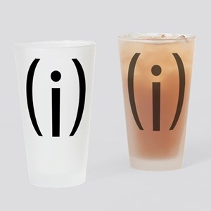 VULVAb Drinking Glass