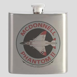 McDonnell_PhantomII_Wht Flask