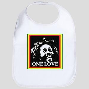 ONE LOVE Bib
