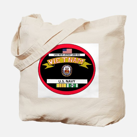 NAVYBB62 Tote Bag