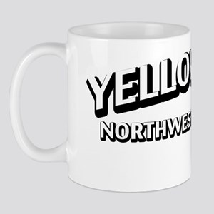 Yellowknife, NT Mug