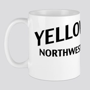 Yellowknife, NT Mug