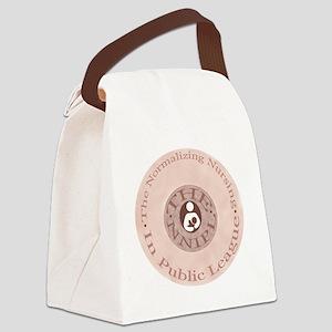 nnipldarkZ Canvas Lunch Bag