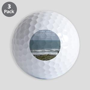 Control Destiny Golf Balls