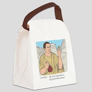 caecilius_col Canvas Lunch Bag