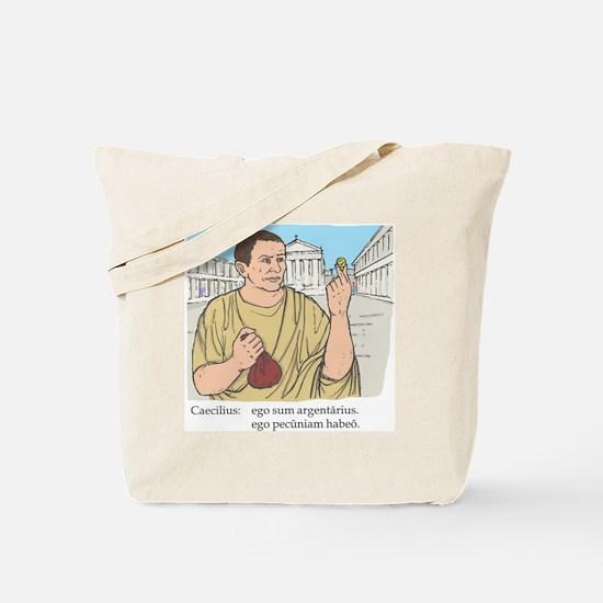 caecilius_col Tote Bag