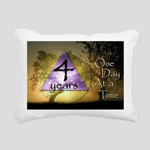 3-ODAAT4 Rectangular Canvas Pillow