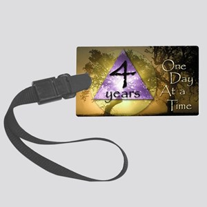 3-ODAAT4 Large Luggage Tag