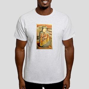 Dr. Kilmer's Ash Grey T-Shirt