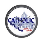 Catholic and Christian Wall Clock
