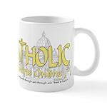 Catholic T-Shirts Online (Gold) Mug
