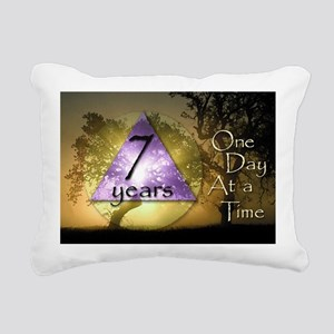 2-ODAAT7 Rectangular Canvas Pillow
