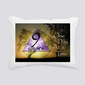 2-ODAAT9 Rectangular Canvas Pillow