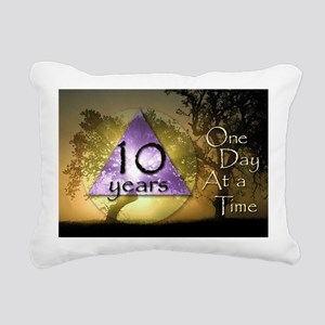 2-ODAAT10 Rectangular Canvas Pillow