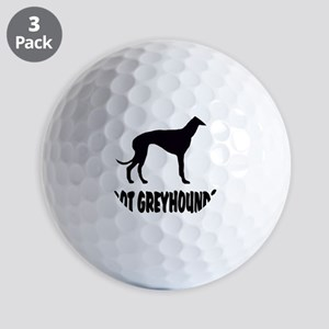 Got Greyhound Golf Balls