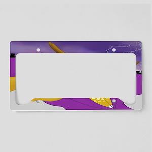 14x6omega License Plate Holder