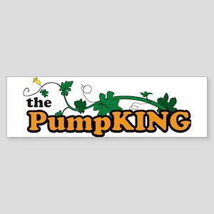 The PumpKing Bumper Sticker