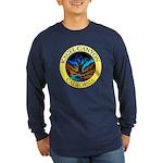 K.C.C.A. Long Sleeve Dark T-Shirt