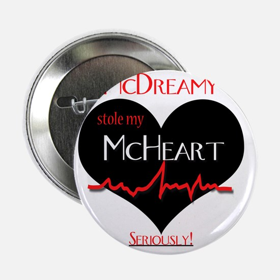 "McDreamy 2.25"" Button"