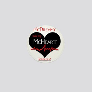 McDreamy Mini Button