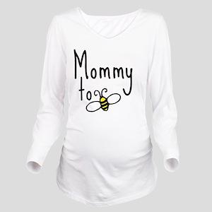 bee_mommy Long Sleeve Maternity T-Shirt