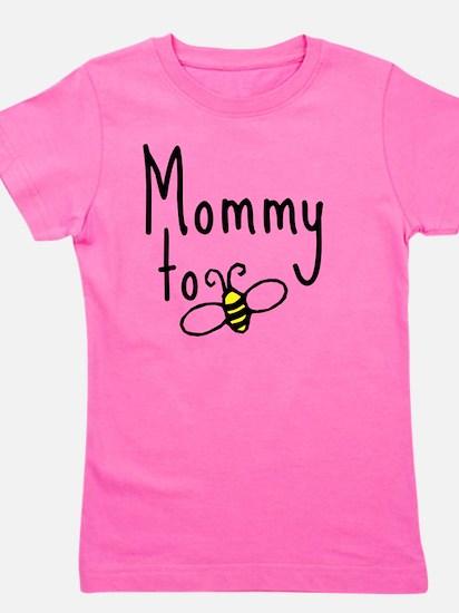 bee_mommy Girl's Tee