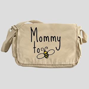 bee_mommy Messenger Bag