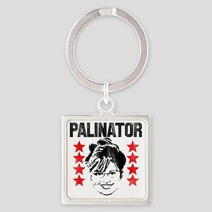 Palinator Square Keychain
