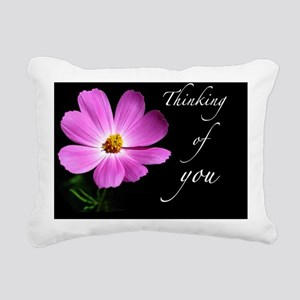 7.5x5.5_cardCosmosTHKG Rectangular Canvas Pillow