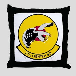 27_fs_Blk Throw Pillow