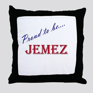 Jemez Throw Pillow