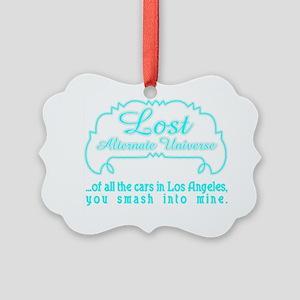 2-LOST Casablanca Picture Ornament