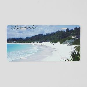 Bermuda1 Aluminum License Plate
