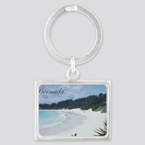 Bermuda1 Landscape Keychain