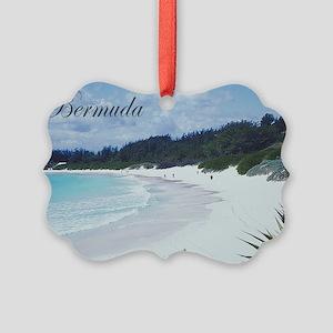 Bermuda1 Picture Ornament