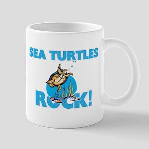 Sea Turtles rock! Mugs