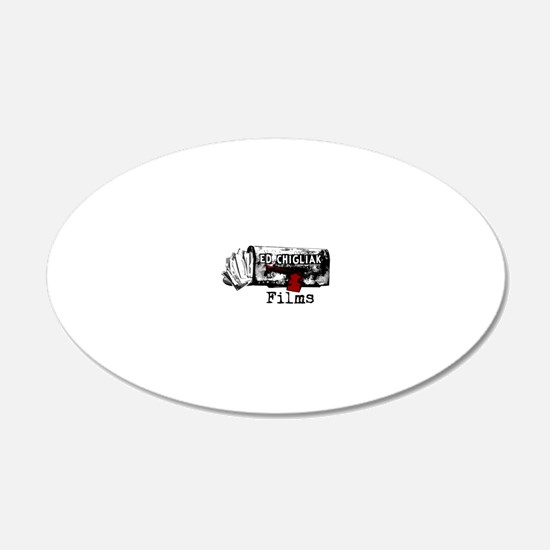 ecfilms-4white Wall Decal